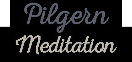 Pilgern & Meditation Logo
